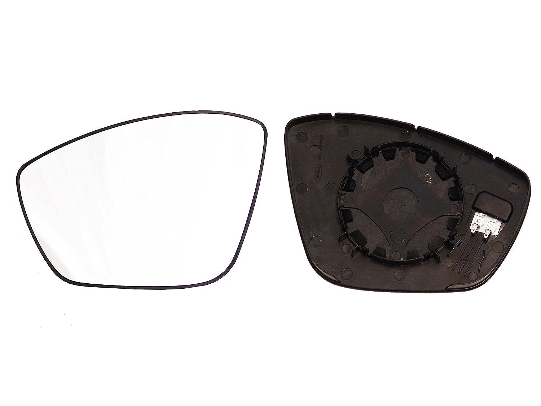 Alkar 6431296 Miroir de rétroviseur, rétroviseur extérieur