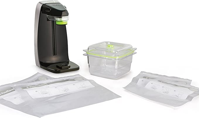 Amazon.com: FoodSaver Fresh Food Preservation System, Space Saver: Kitchen & Dining