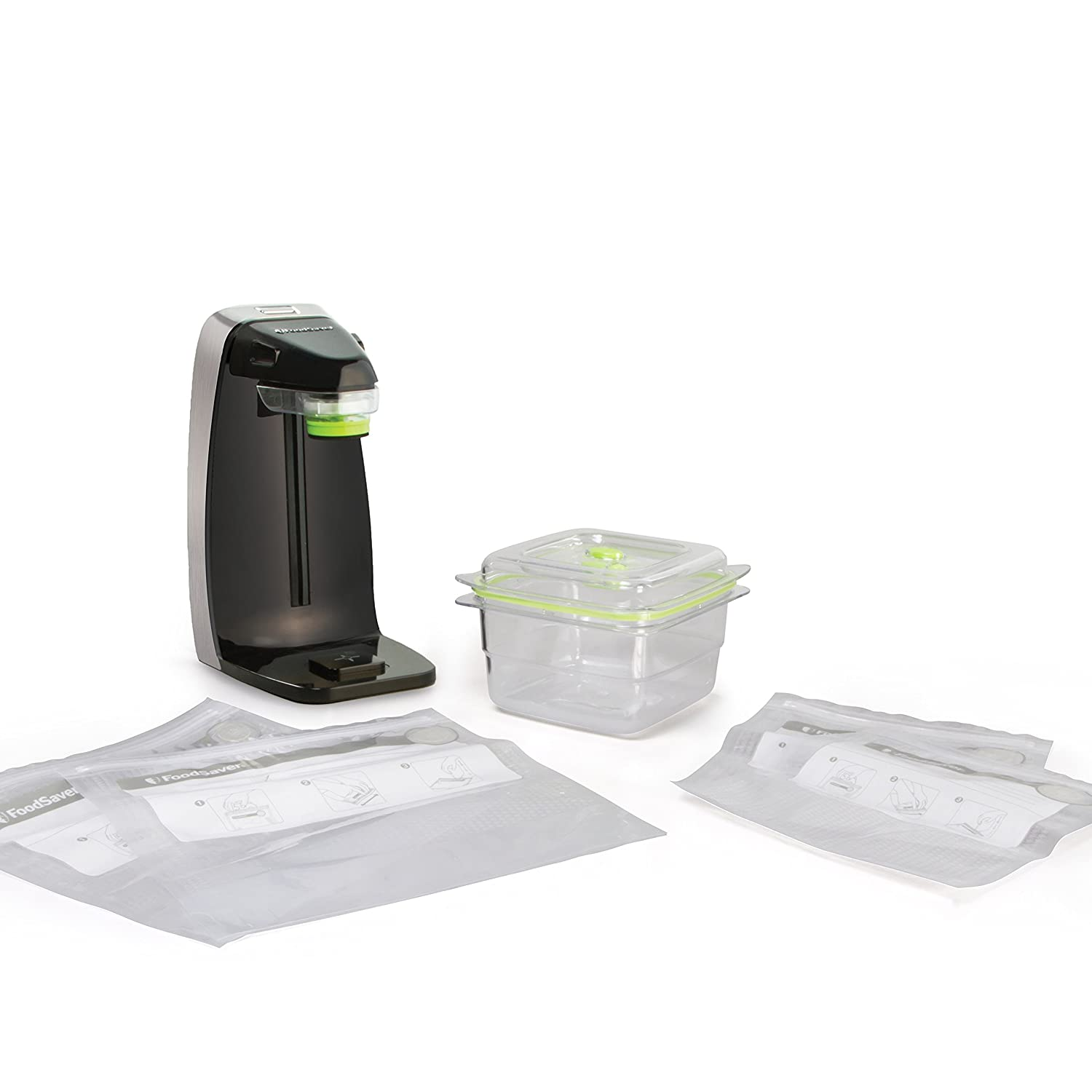 FoodSaver Fresh Food Preservation System, Space Saver