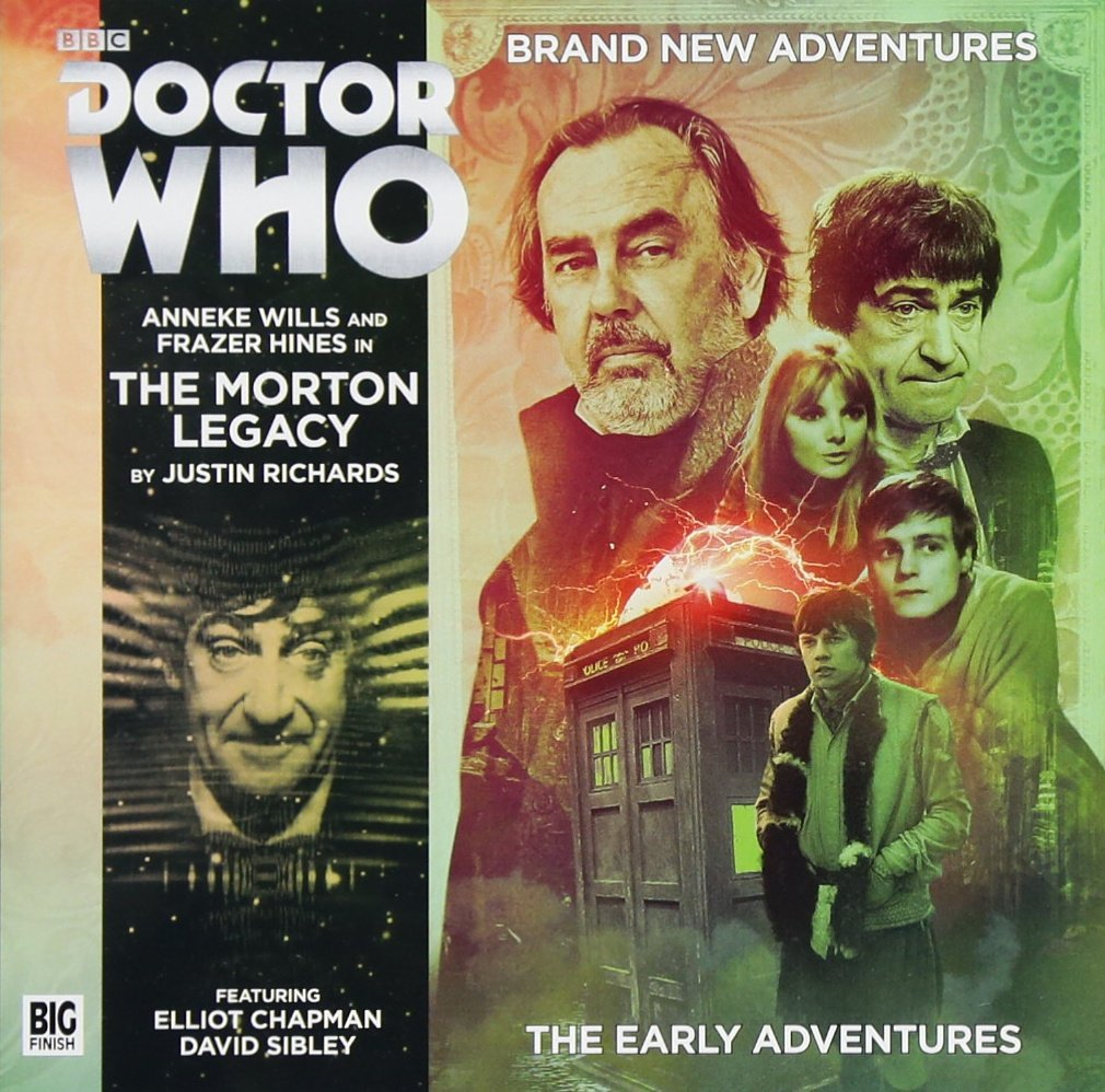 Doctor Who - The Early Adventures 4.3 - The Morton Legacy ebook