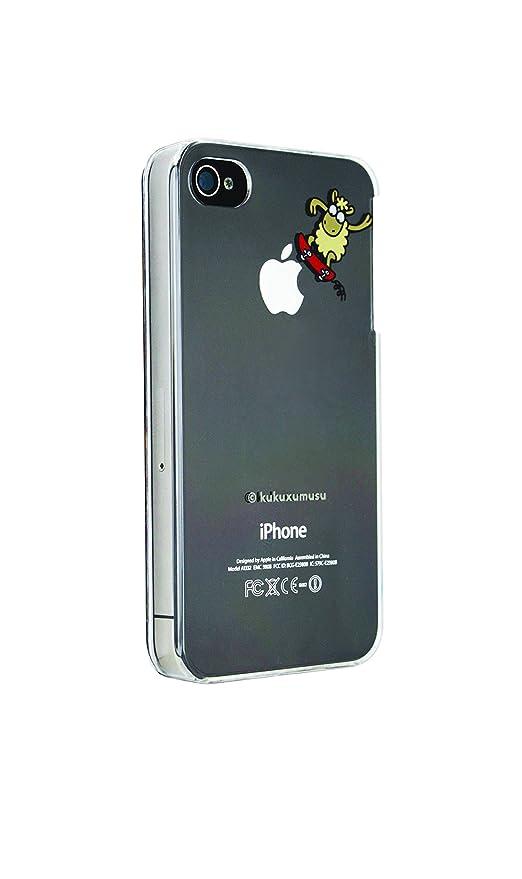 Kukuxumusu- Carcasa cristal iphone 4/4s hiritar bildots ...