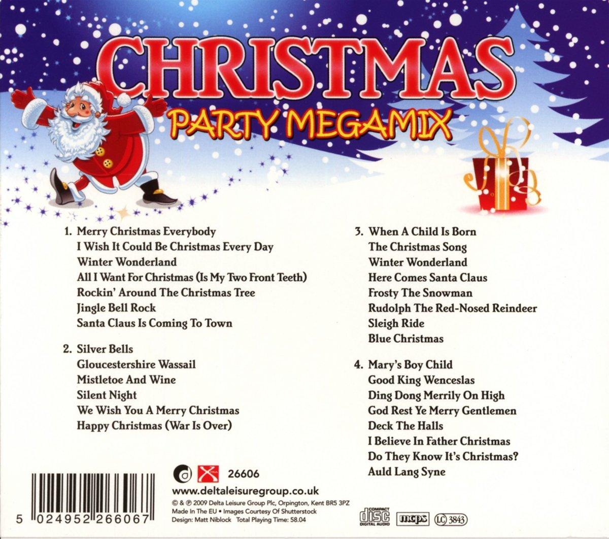 Christmas Party Megamix - Christmas Party Megamix - Amazon.com Music
