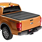 BAK BAKFlip MX4 Hard Folding Truck Bed Tonneau Cover   448126   Fits 2015-20 GM Colorado, Canyon 5' Bed, Premium Matte…