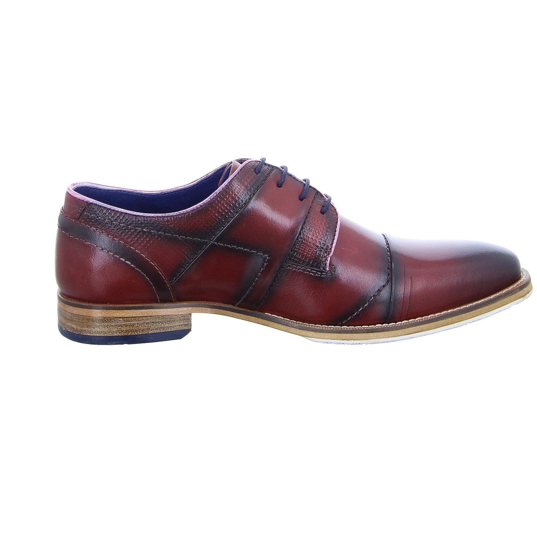 BOXX U17 U17 03 R Herren Schnürhalbschuh: : Schuhe
