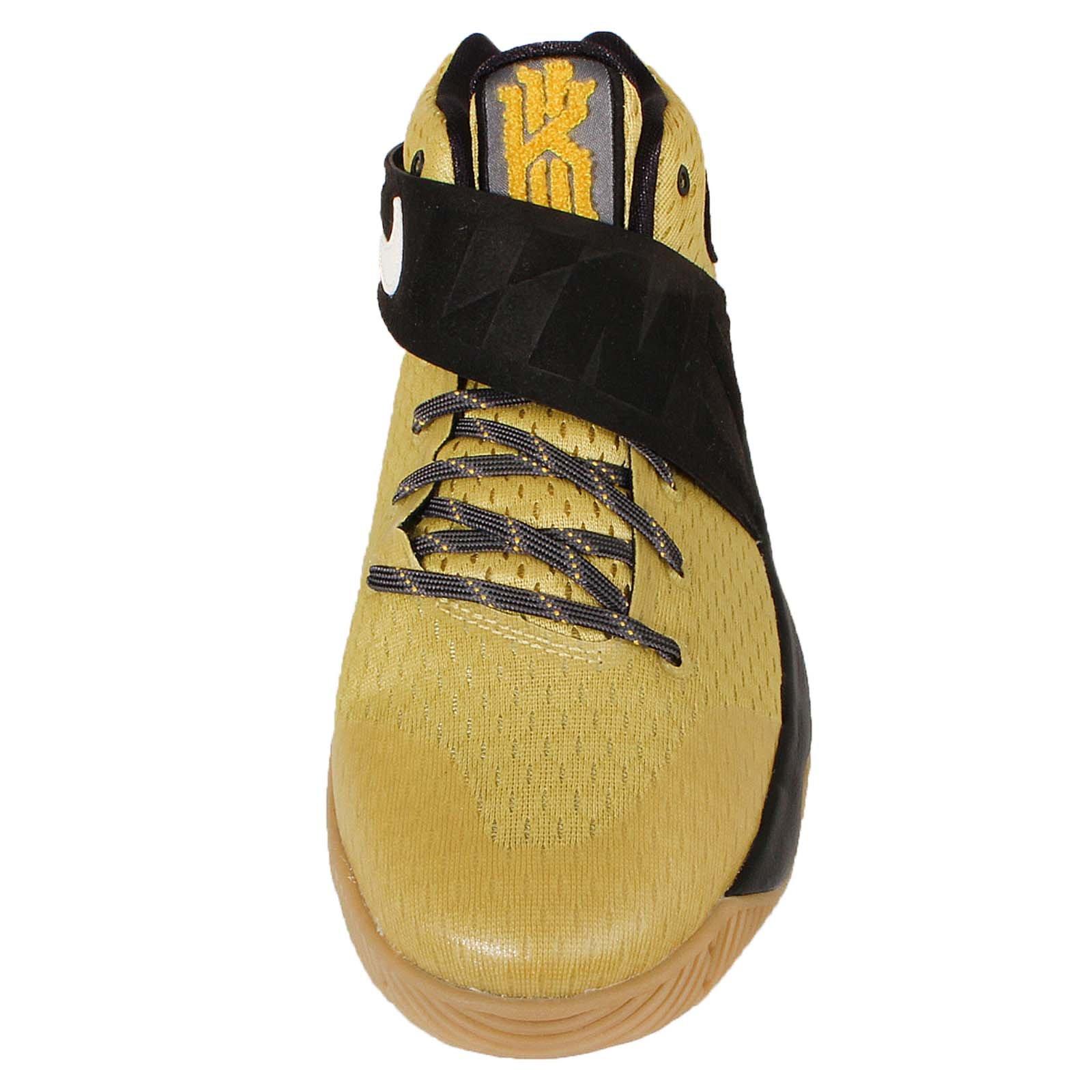 Nike Kids Kyrie 2 AS GS, ALL STAR-CELERY/VARSITY MAIZE-BLACK, Youth Size 6 by Nike (Image #6)