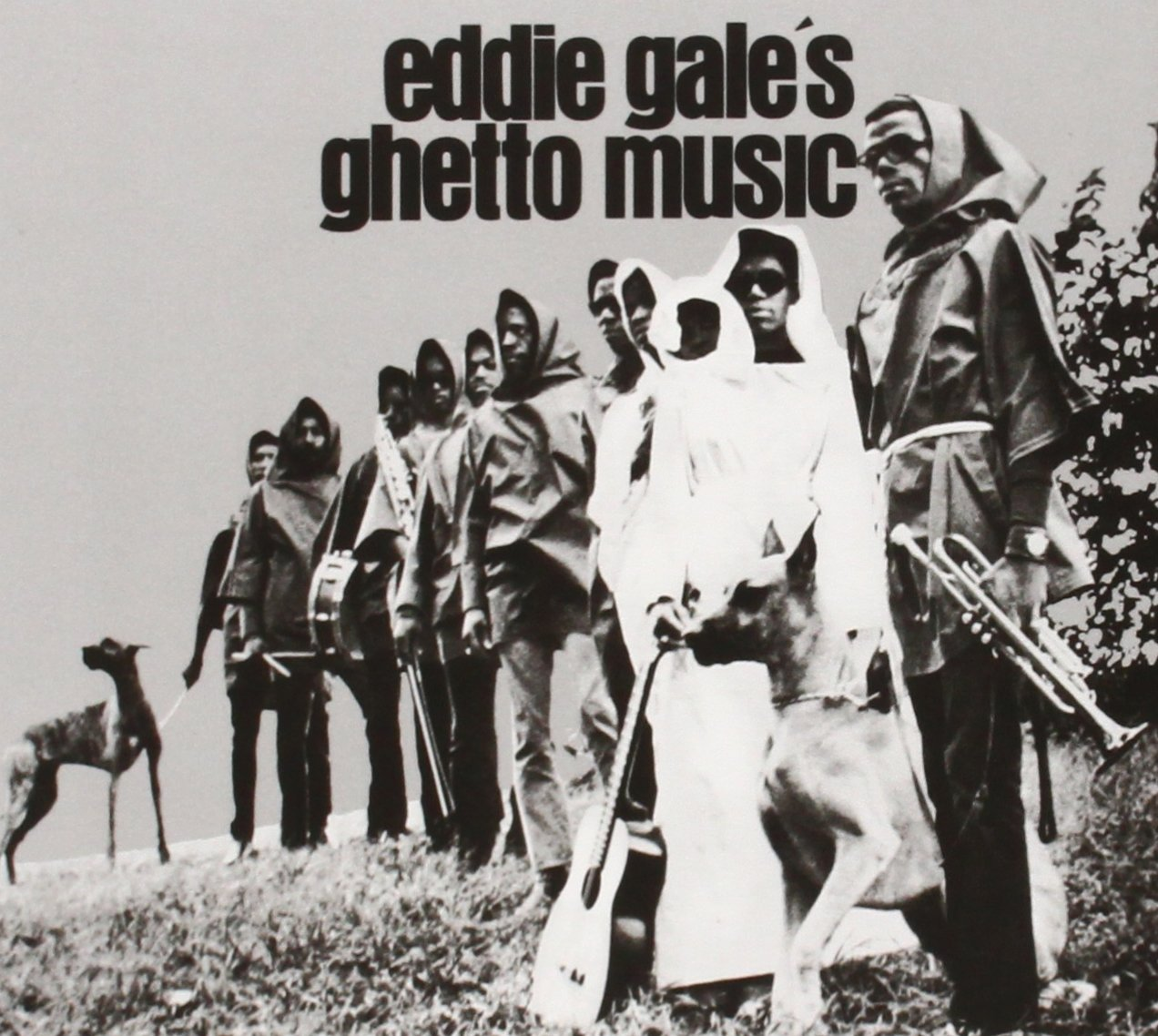 Eddie Gale's Ghetto Music: Eddie Gale: Amazon.es: Música