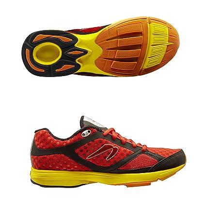 Newton - Zapatillas para deportes de exterior para hombre rojo rojo Talla:41