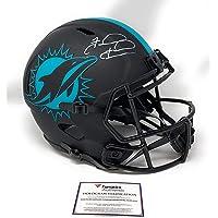 $299 » Tua Tagovailoa Miami Dolphins Signed Autograph Full Size Eclipse Speed Helmet Fanatics Authentic Certified