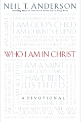 Who I Am in Christ Paperback