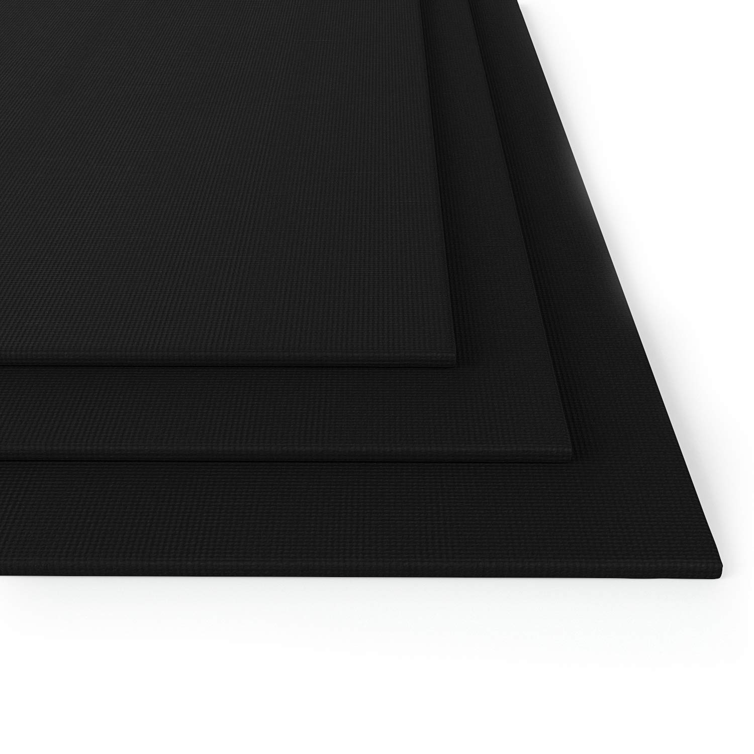 Arteza 5x7 inch Black Canvas Panels for Painting Pack of 14 Tempera /& Wet Art Media 100/% Cotton Primed Acid-Free Art Boards for Acrylic /& Oil Paint