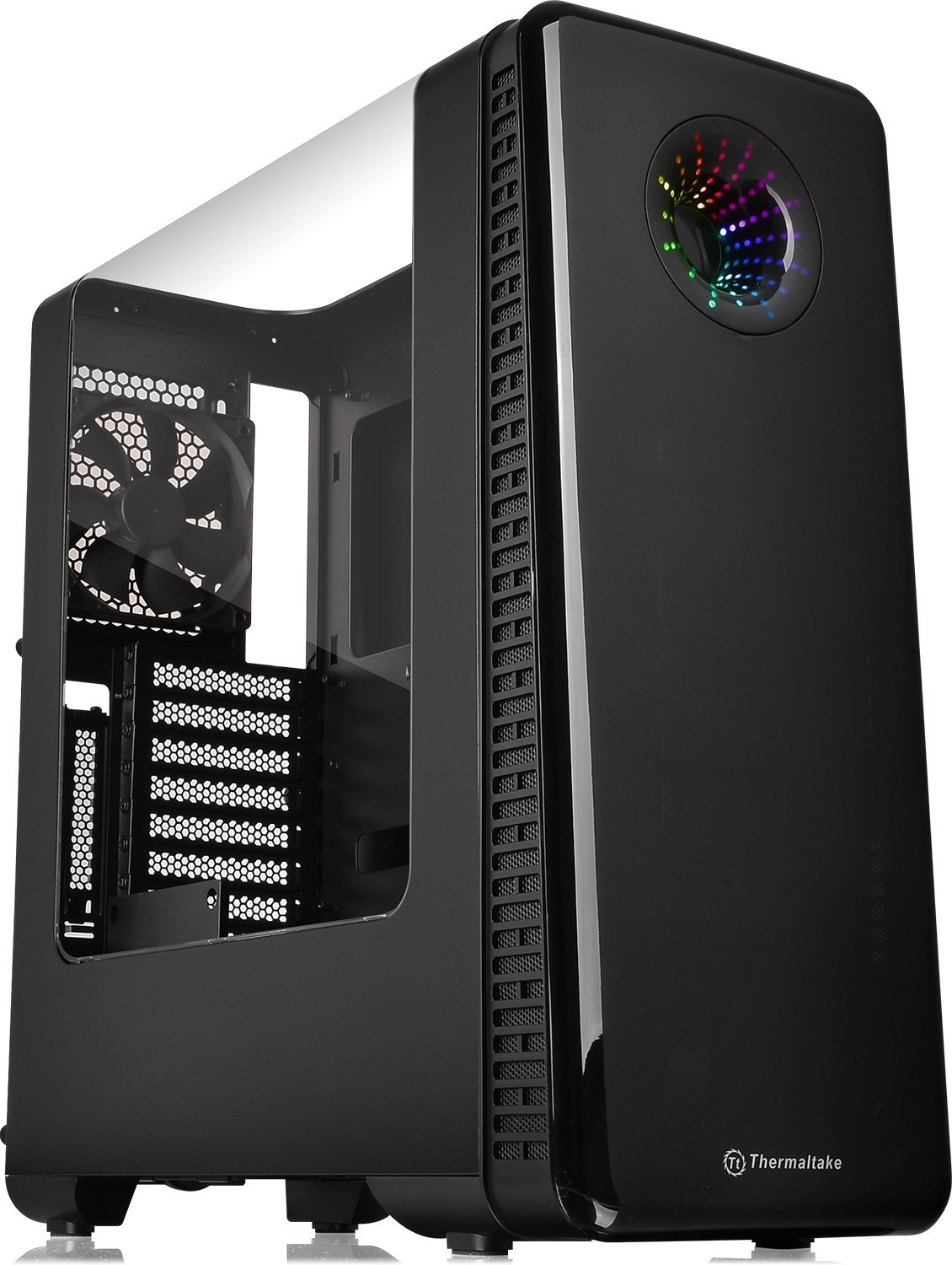 Thermaltake View 28 RGB Gull-Wing Window ATX Mid-Tower Chassis (CA-1H2-00M1WN-00)