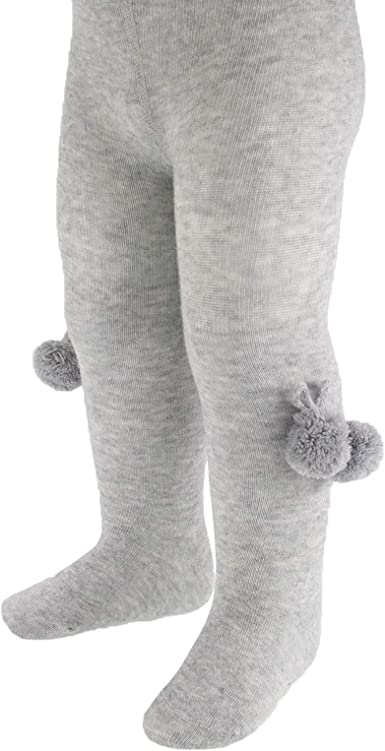 Aelstores Mallas de algodón para niñas recién nacidas con lazo ...