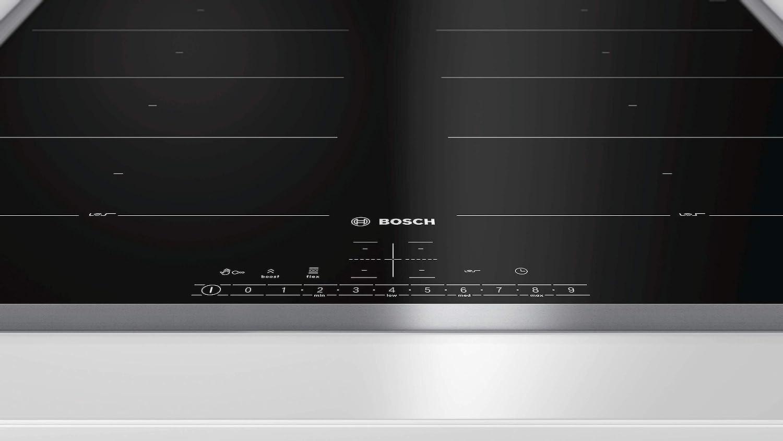Bosch pxx645fc1e Serie 6 de quemador eléctrico/de inducción ...