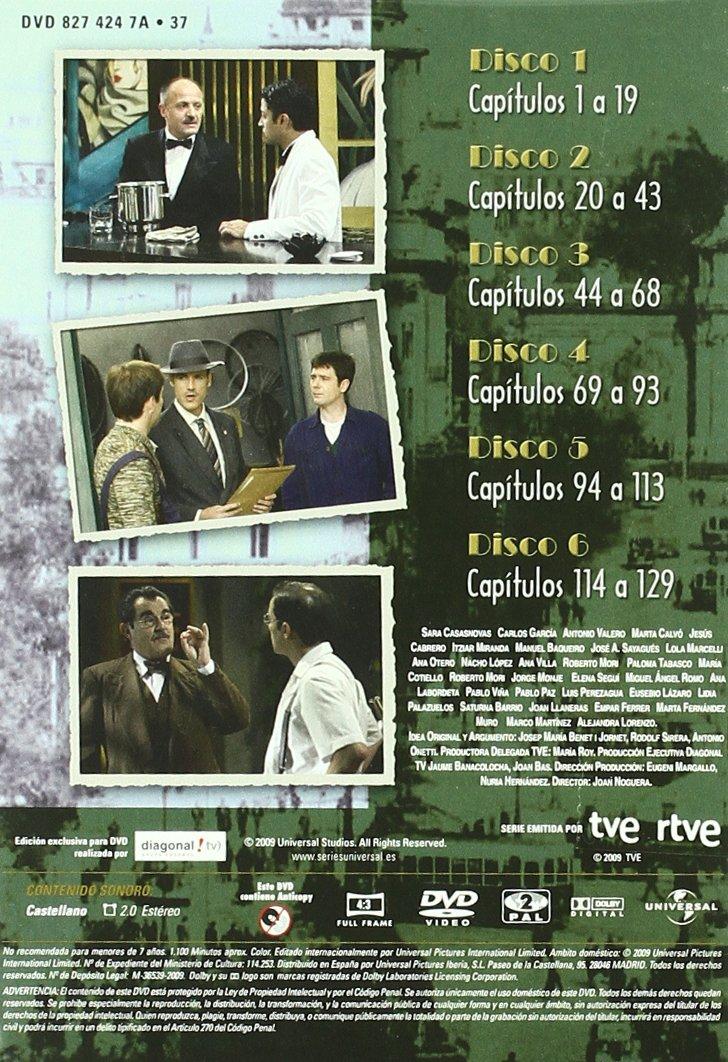 Amar en tiempos revueltos (Temporada 3) [DVD]: Amazon.es: Ana Otero ...