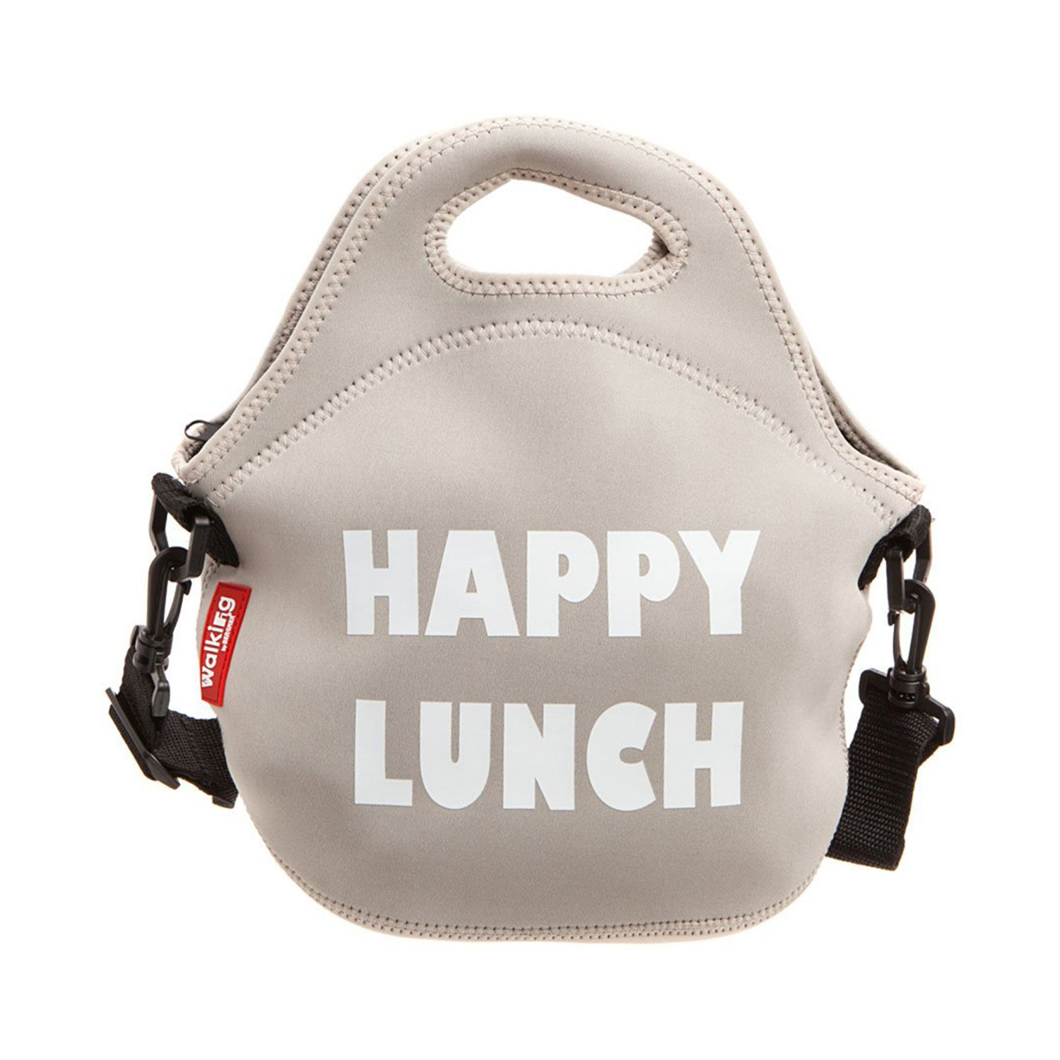 Bergner Happy Lunch - Bolsa de Almuerzo, 30 x 30 x 17 cm
