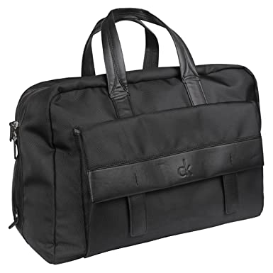 Amazon.com: Calvin Klein CK Bolsa – Negro: Clothing
