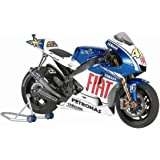 Tamiya 300014117 – Yzr M1 09 Fiat Yamaha Team, Model Kit 1: 12