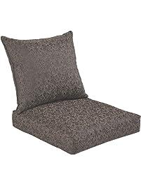 Bossima Indoor/Outdoor Deep Seat Chair Cushion.