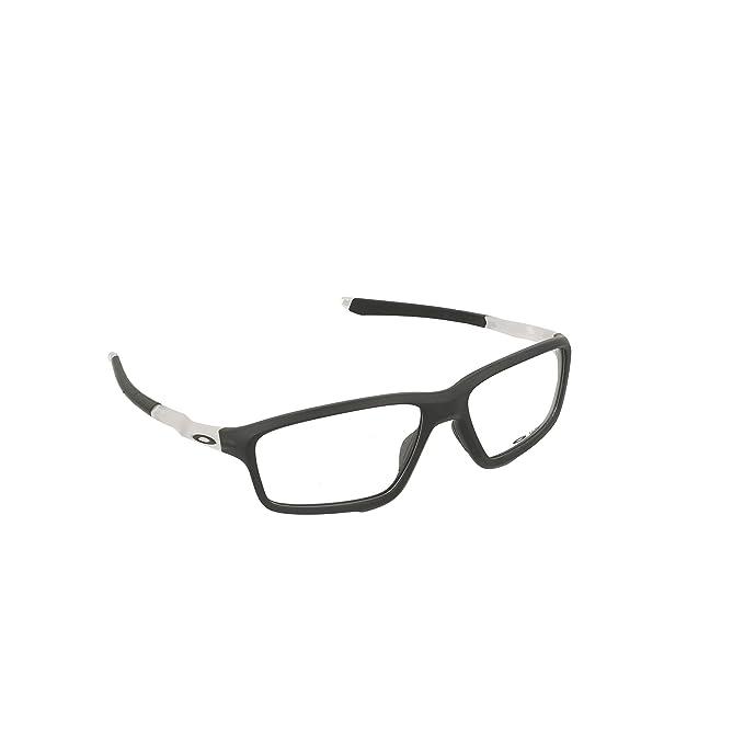 Oakley OX8076, Gafas de Sol para Hombre, Negro (Schwarz ...