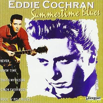 Amazon   Summertime Blues   Eddie Cochran   輸入盤   音楽