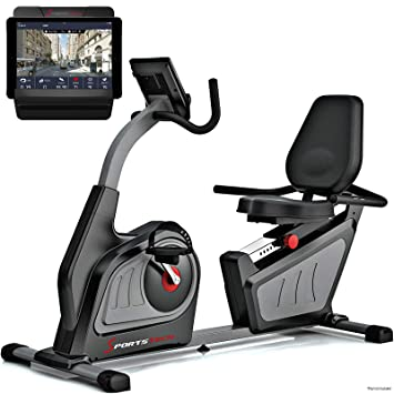 Image result for ES600 SportsTech recumbent exercise bike