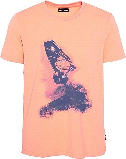 Chiemsee T-Shirt Men Camiseta para Hombre: Amazon.es: Ropa y ...