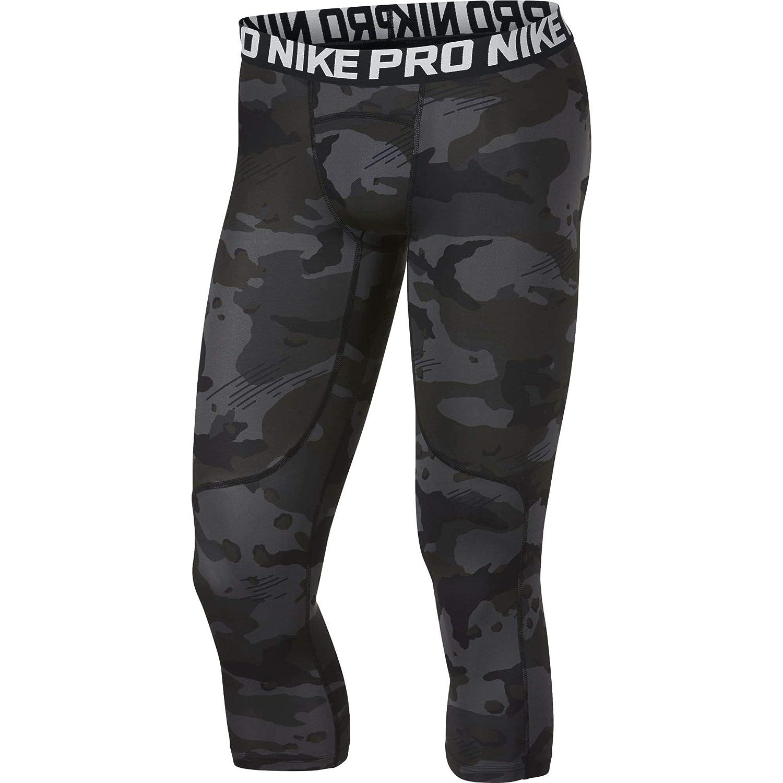 NIKE PANTS メンズ Small ブラック/グレー/ホワイト B078NKRJZF