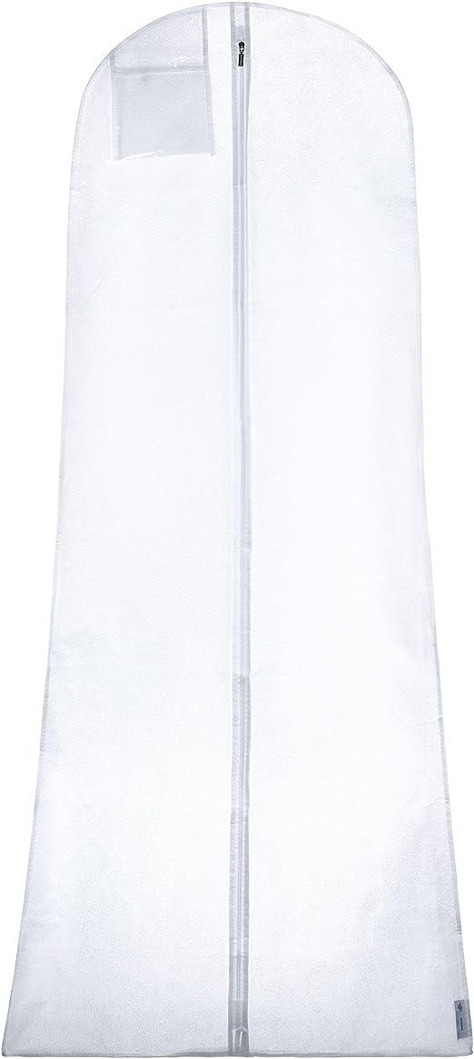 Hangerworld Funda para Vestido de Novia 183cm Nuevo Diseño Floral ...