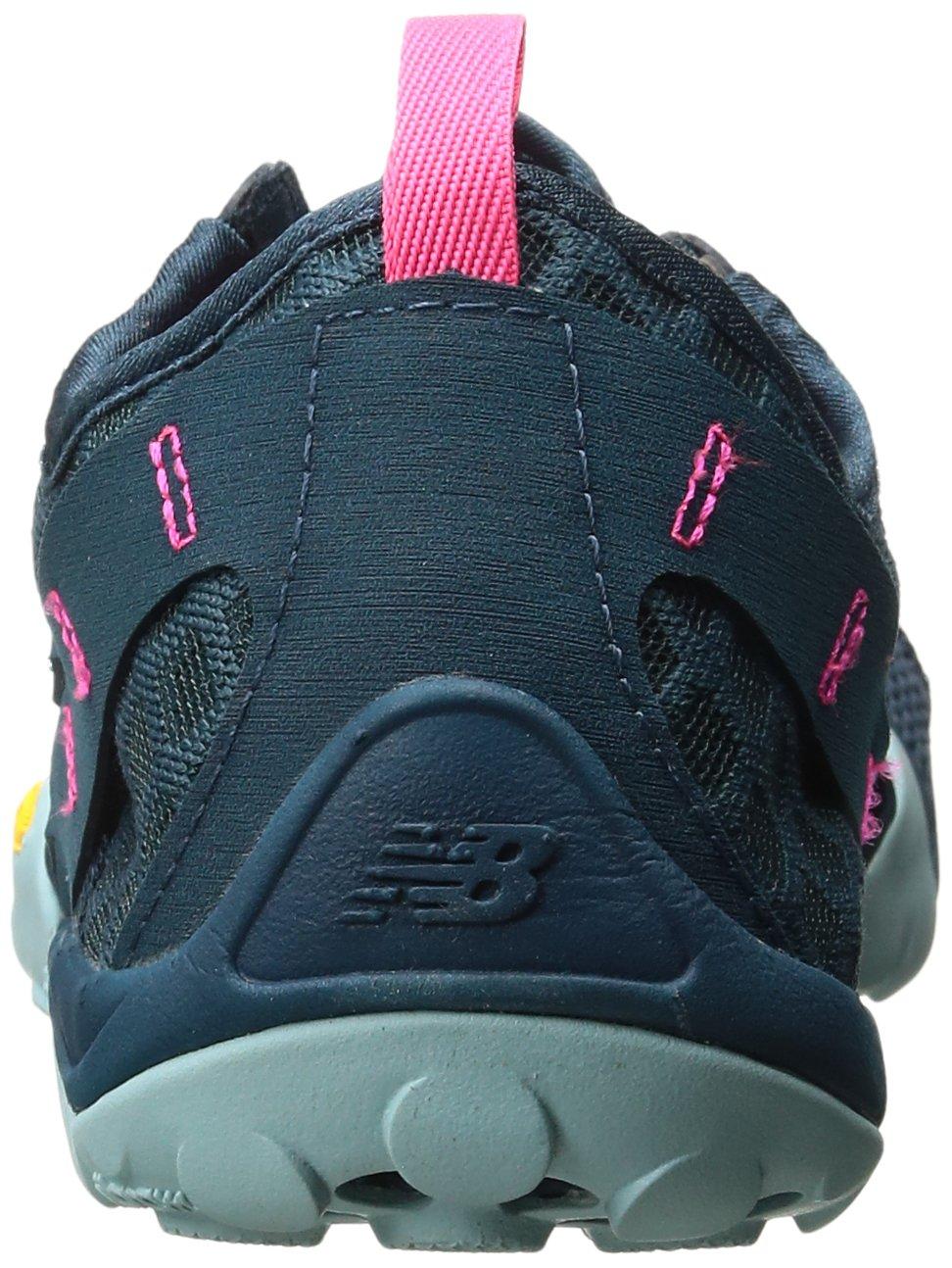 New Balance Women's WT10v1 Minimus Trail Running Shoe B01FSIU292 12 D US|Grey/Blue
