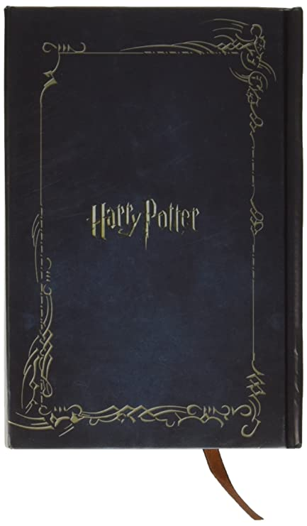 Harry Potter Vintage Diary Planner Journal Book Agenda ...