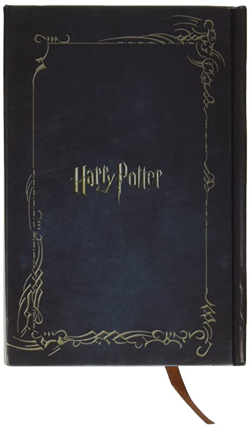 Harry Potter Vintage Diary Planner Journal Book Agenda Notebook Notepad
