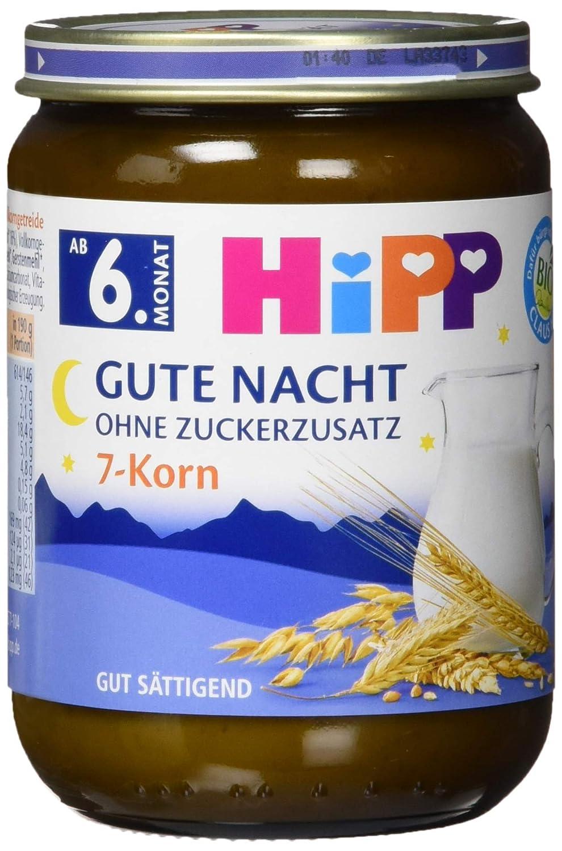 HiPP 7-Korn, 6er Pack (6 x 190 g) 5516-01