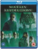 The Matrix Revolutions [Blu-ray] [2003] [Region Free]