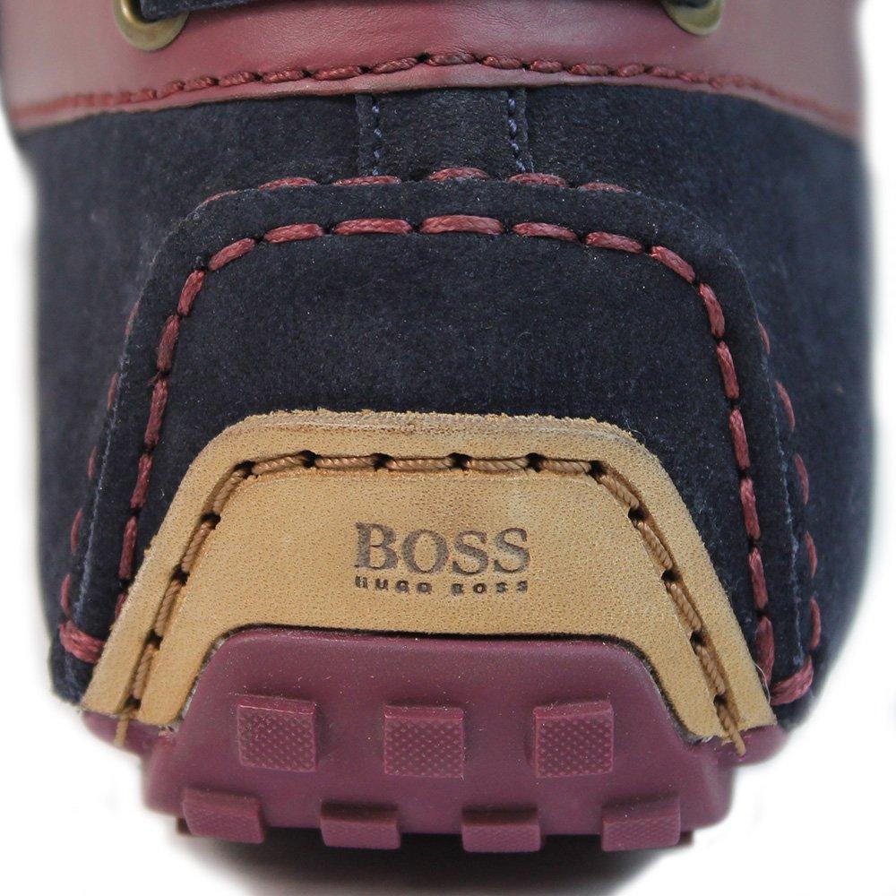 Hugo Boss relamo - Mocasines para Hombre Azul Azul Marino: Amazon.es: Zapatos y complementos