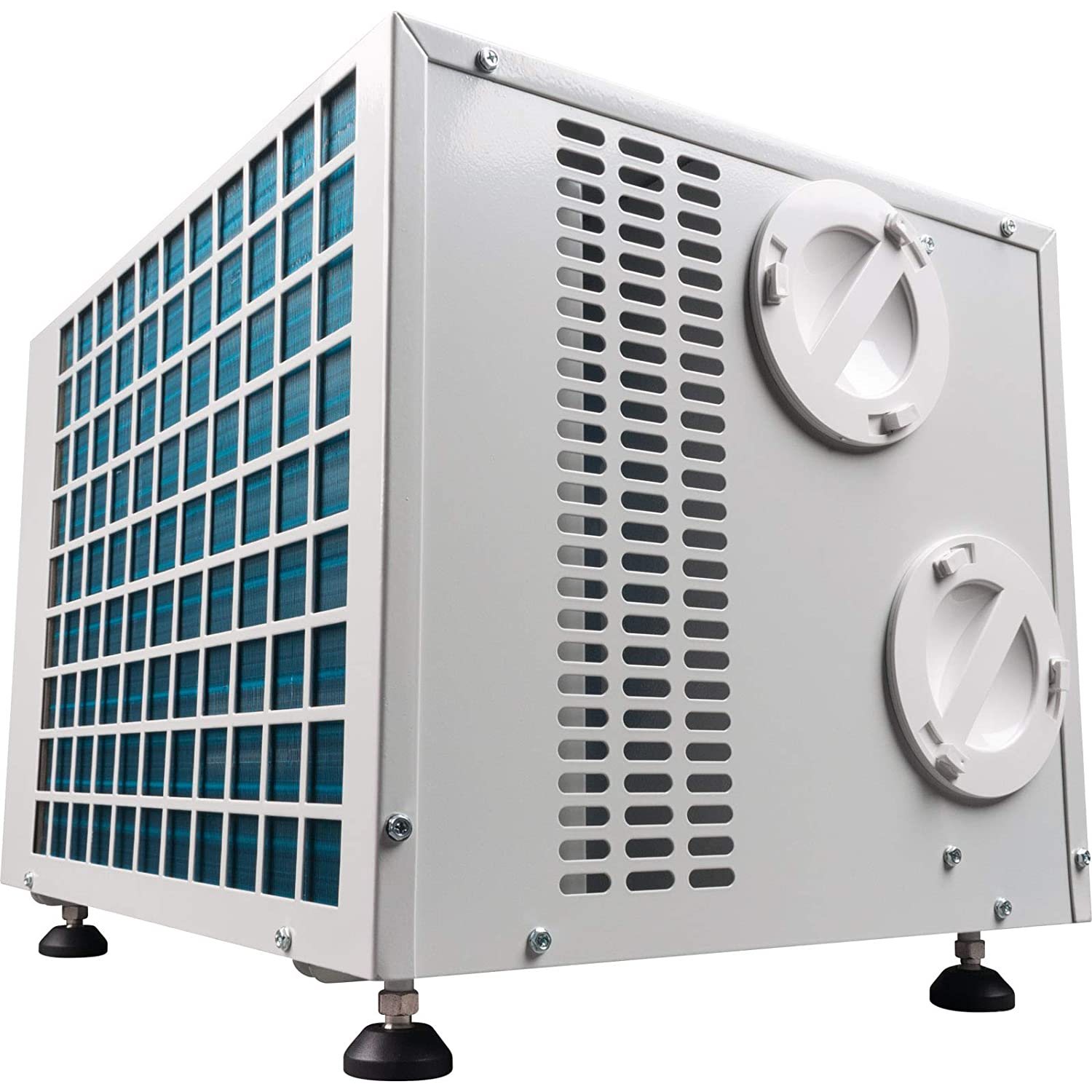 Electric box heater