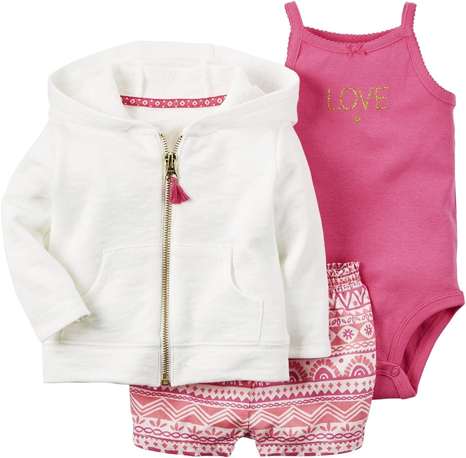 Carter's Baby Girls' Discount is also underway 3 127g123 Pc New products, world's highest quality popular! Sets
