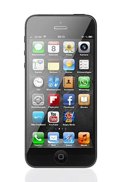Review Apple iPhone 5 Cellphone,