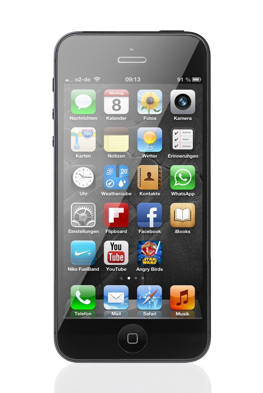 Apple iPhone 5 64 GB Sprint, Black