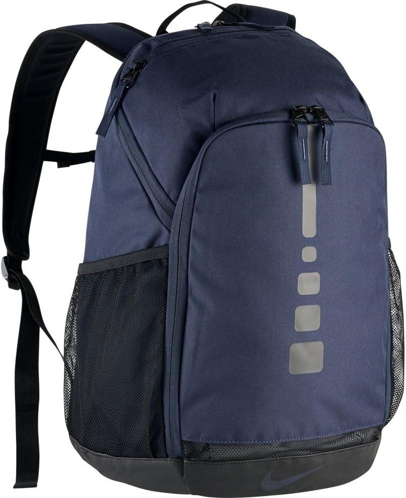 Nike Hoops Elite Varsity Backpack BA5355 MidnightNavy Black
