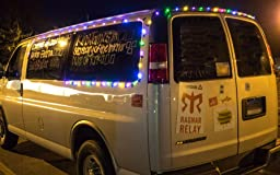 Perfect for decorating a van for a Ragnar overnight relay