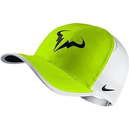 4e5f82e97 Buy Nike 715146-702 Rafa Featherlight CA Dri-Lux Tennis Cap, Men's ...