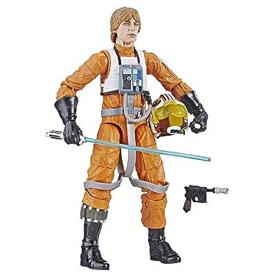 Star Wars The Black Series Archive Luke Skywalker Figure: Toys & Games