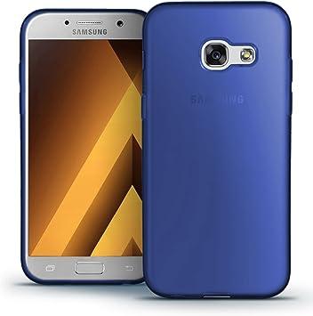TBOC® Funda de Gel TPU Azul para Samsung Galaxy A5 (2017) A520F ...