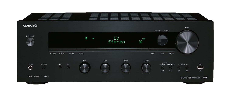 Ampli Hifi ONKYO TX8050 NOIR