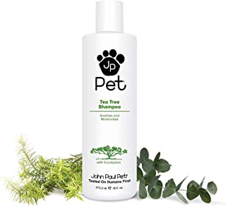 product image for John Paul Tea Tree Shampoo for Soothing Moisturizing Skin 16 fluid ounces by John Paul