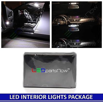 Amazoncom LEDpartsNow Acura ILX LED Interior Lights - 2018 acura ilx accessories