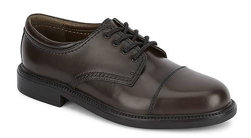 Dockers Men's Gordon Leather Oxford Dress Shoe,Cordovan,10 M US best men's dress shoes