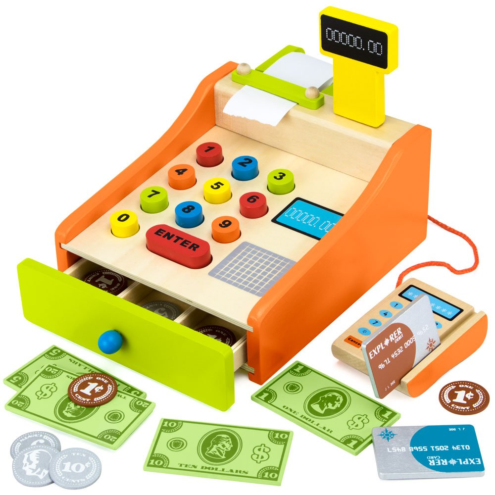Top 10 Best Kids Cash Register Toys Reviews in 2021 20