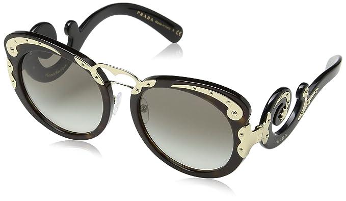 e8f07cbb0f3eab Prada Damen 0PR07TS 2AU0A7 54 Sonnenbrille, Braun (Havana/Grey ...