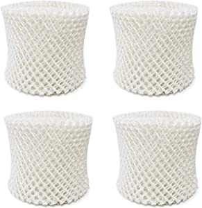 Colorfullife 4 Pack Replacement Humidifier Filters for Honeywell HC-888N Replacement Humidifier Filter C, Fit HCM-890 and Duracraft Models: DCM-200, DH-890, DH-888